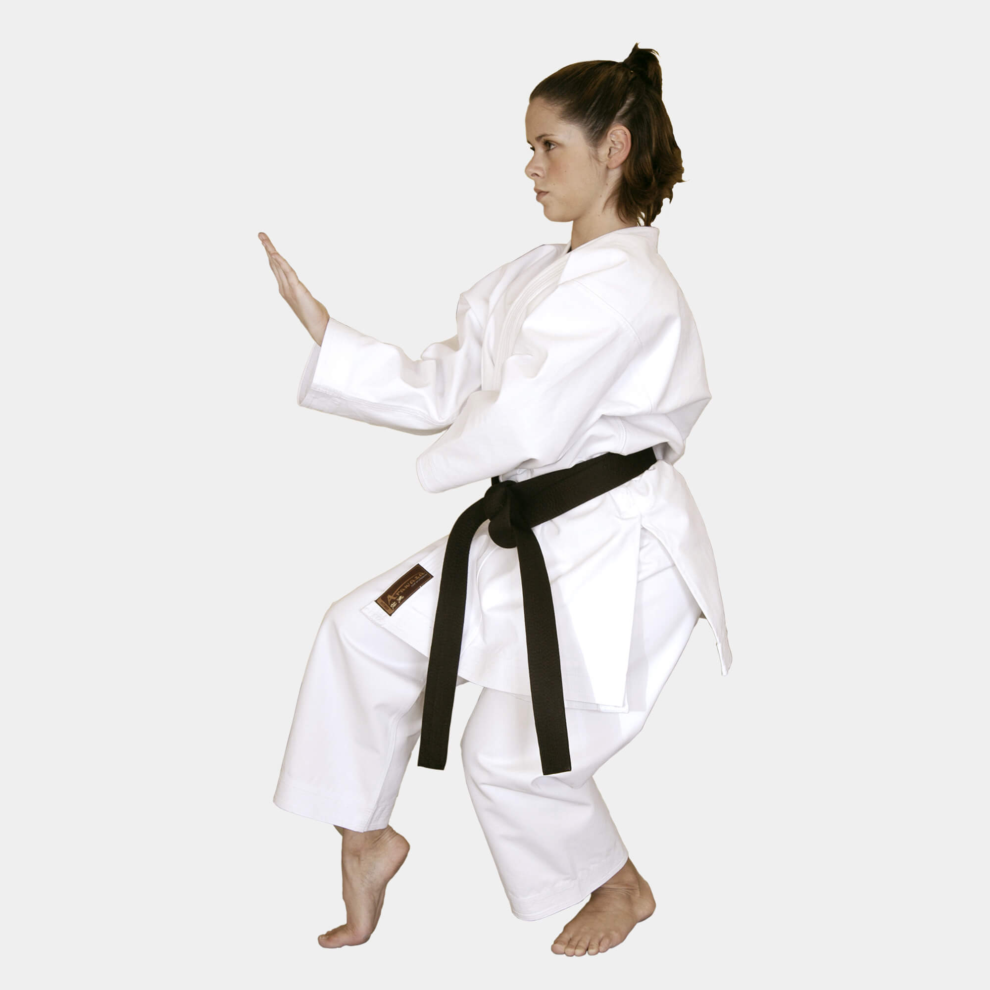 WKF APPROVED Arawaza CRYSTAL 13oz Heavyweight Kata Karate Suit Gi Martial Arts