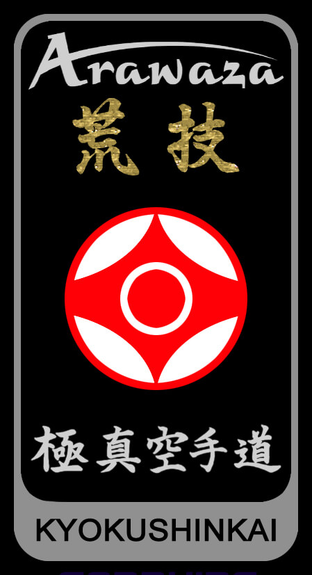 Kyokushinkai belt label