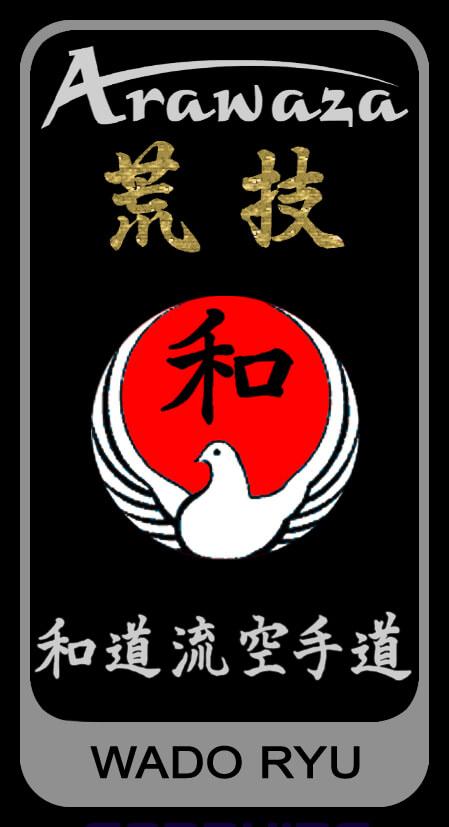 Wadoryu belt label